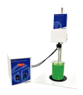 Agitador Mecánico Alto Torque Vertical TE-039/1