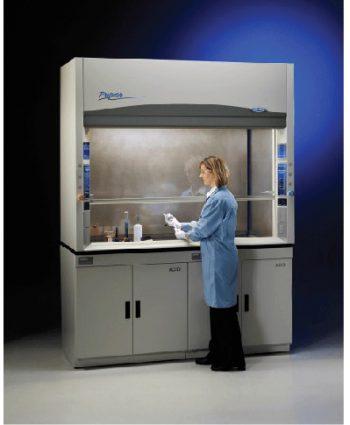 ampana Extractoras de Gases para Laboratorio - Protector para Ácido Perclórico de 6' pies