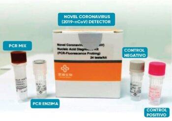 pruebas PCR en tiempo real covid-19
