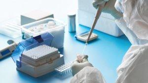 PCR en Laboratorio