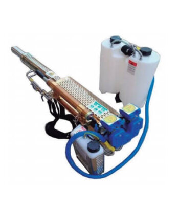 Pulverizador de nebulización desinfección