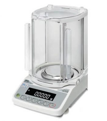 Balanza Analítica 252 Gr Con Calibración Externa, HR-250A