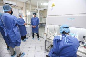 Implementación de laboratorio Esmeraldas