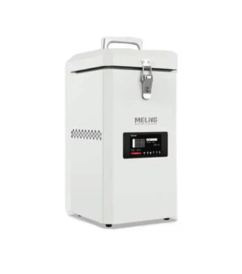 Ultracongelador vertical portable -86 °C, con capacidad de1.8L