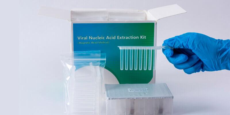 Extraccion de acido nucleico