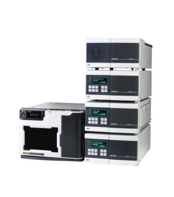 HPLC Sistema Cromatográfico Líquido de Alta Velocidad de Gradiente Cuaternario con Detector IR Modelo ECS05