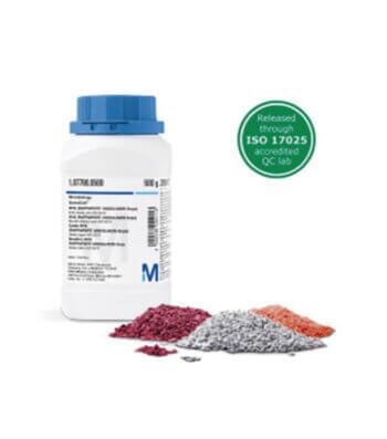 Agar MRS para Lactobacillus 500gr