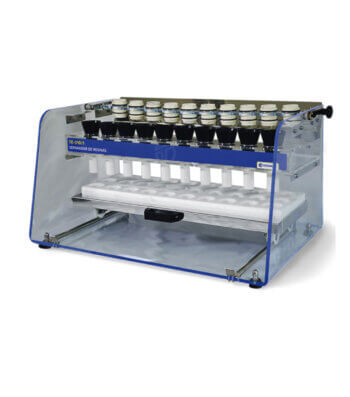 Separador de Resinas TE-310/1
