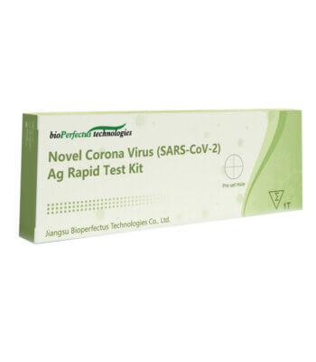 Kit de prueba de antígenos rápido para covid-19