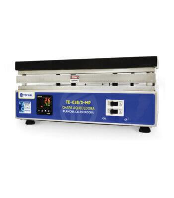 Plancha de Calentamiento TE-038/2 MP