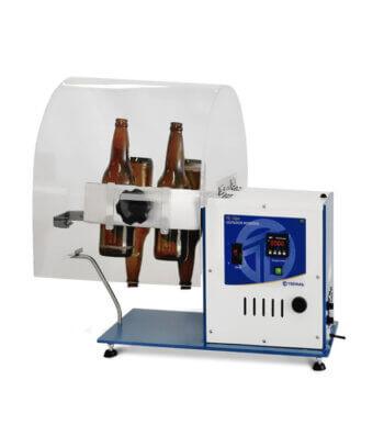 Agitador Rotativo de Botellas y Latas TE-164