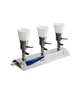 Sistema de Filtración 3 puestos TE-0591